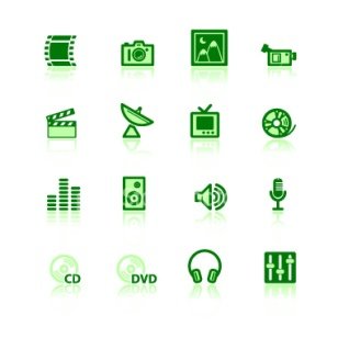 ist2_3001428_green_media_icons.jpg